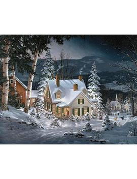 White Mountain Puzzles Friends In Winter   1000 Piece Jigsaw Puzzle by White Mountain Puzzles