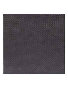 Grey Weave Pack Of 4 Placemats by Dunelm