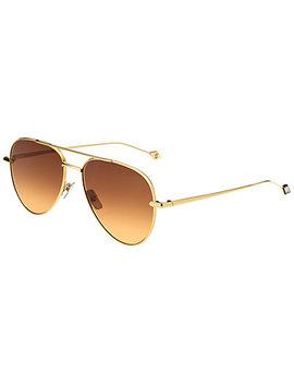 Brioni Men's Br0025 S 58mm Sunglasses by Brioni