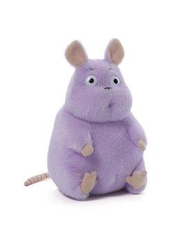 "Gund Spirited Away Boh Mouse Seated Stuffed Animal Plush, 6"" by Gund"