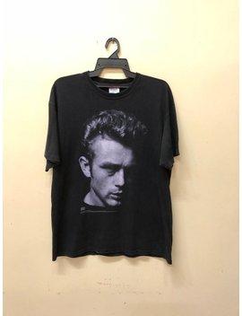Vintage 90s James Dean T Shirt Promo Tour Live Concert Marilyn Monroe Cranberries The Smashing Pumpkins Oasis  Mosquitohead Full Print by Etsy
