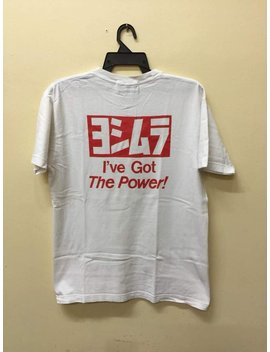 Vintage Yoshimura Japan T Shirt Yamaha Bell Suzuki Honda Dainese Kawasaki Motosports Equipments Racing Team by Etsy