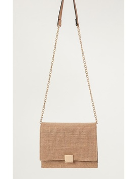 We Dont Sleep Bag In Beige by Showpo Fashion