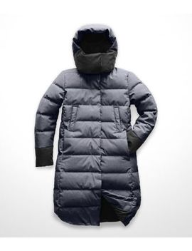 Women's Cryos Cotton Twill Duster Parka by The North Face