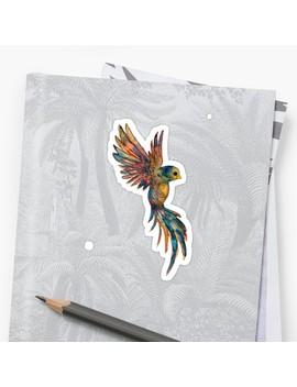 Quetzal by Pintarrajearte