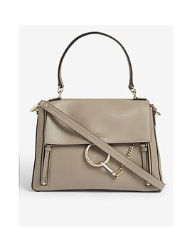 Faye Leather Shoulder Bag by Chloe