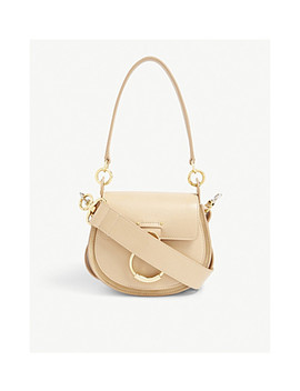 Tess Small Leather Shoulder Bag by Chloe