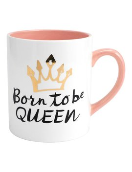 Hallmark Shepherd Born To Be Queen Coffee Mug by Hallmark