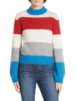 Stripe Sweater by Nordstrom Signature