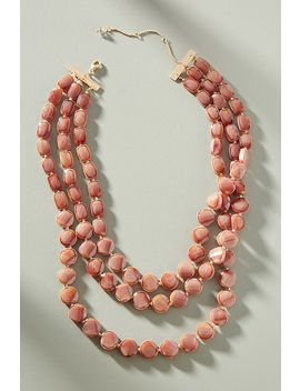 Catherine Bib Necklace by Anthropologie