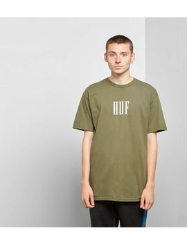 Huf Marka T Shirt   Size? Exclusive by Huf