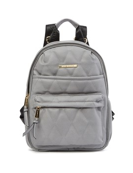 11 X Pebbled Backpack by Steve Madden