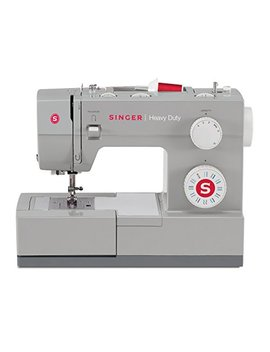 Singer Heavy Duty 4423 Sewing Machine With 23 Built In Stitches  12 Decorative Stitches, 60% Stronger Motor & Automatic Needle Threader, Perfect For Sewing All Types Of Fabrics With Ease by Singer