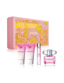 Bright Crystal Set by Versace