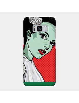 The Bride Of Frankenstein Lichtenstein Phone Case by Tee Public