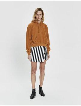 Abi Bold Stripe Mini Skirt by Stelen