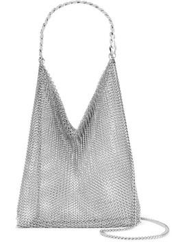 Chainmail Shoulder Bag by Saskia Diez