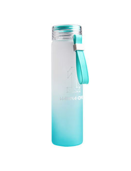 Kpop Wanna One Cup 0+1=1 I Promise You Gradient Glass Water Bottle Kang Daniel by Ebay Seller