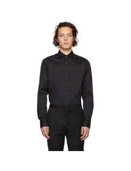Black Farrell 5 Shirt by Tiger Of Sweden