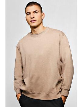 Oversized Sweater by Boohoo