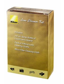 Nikon Complete Lens Cleaner Kit by Nikon