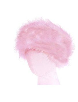 Faux Fur Headband by Etsy