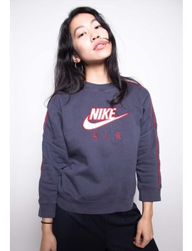Vintage 90s Nike Big Logo Sweatshirt Id:3558 by Nike