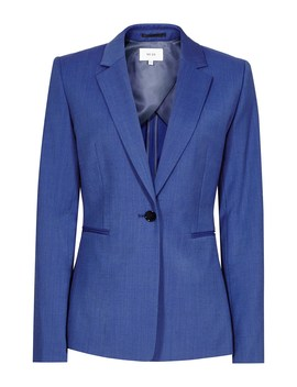 Arlo Jacket Single Breasted Blazer by Reiss