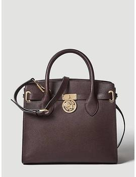 Peony Leather Handbag by Guess