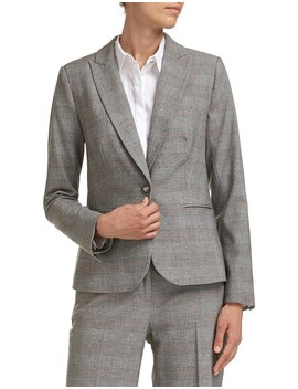 Antonia Check Blazer by Sportscraft