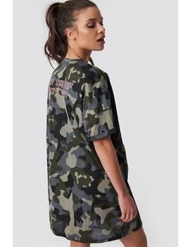 T Shirt Dress by Ivana Santacruz X Na Kd