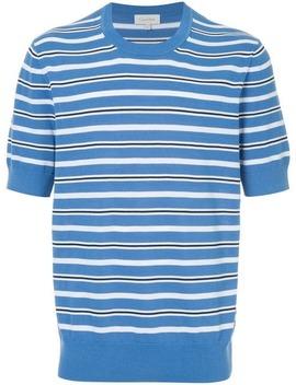 Striped Knit T Shirt by Ck Calvin Klein