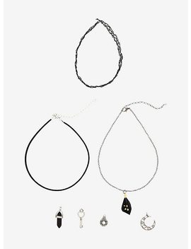 Protection Interchangeable Choker Set by Hot Topic