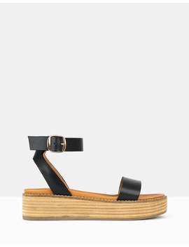 Teddy Wedge Sandals by Betts