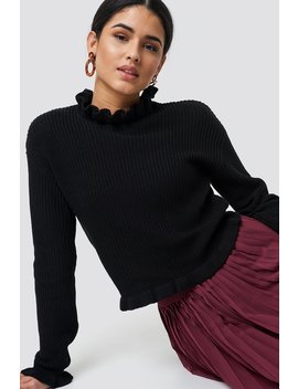Emelie Frill Knit by Rut&Circle