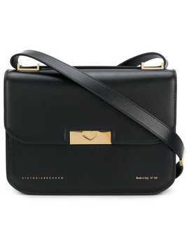 Eva Foldover Shoulder Bag by Victoria Beckham