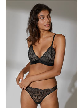 Thong In Pizzo by H&M