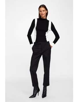 Pullover Blocco Colore  Collezione Fino Al 40 Percents Donna by Zara