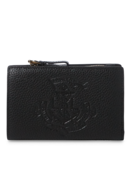 Anchor Leather Wallet by Ralph Lauren