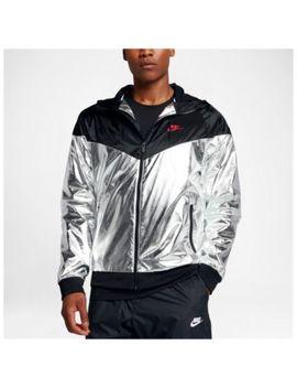 Nike Metallic Windrunner   Men's by Nike