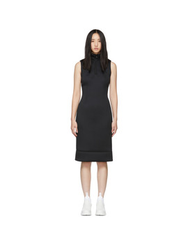 Black Techno Dress by Prada