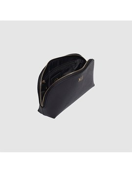 Black Cosmetic Case by The Daily Edited