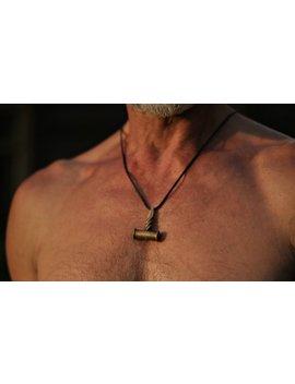 Lagertha's Hammer Viking Hammer Brass Thor's Hammer Viking Forged Mjolnir  Pendant by Etsy