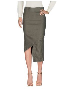 Robert Rodriguez Knee Length Skirt   Skirts by Robert Rodriguez
