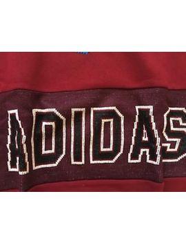 New Adidas Originals Adibreak Varsity Sweatshirt Logo Sweater M Medium Fleece by Adidas