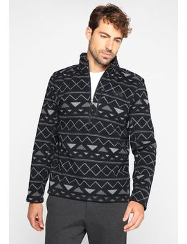 M Nvlty Grdnlyns 1/4 Shdyblombrpldp   Fleecegenser by The North Face
