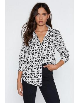 A Good Place To Star Shirt by Nasty Gal