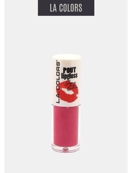 L.A. Colors   Pout Shine Lipgloss French Kiss by La Colors