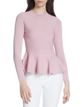 Hinlia Peplum Sweater by Ted Baker London