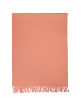Pink New Canada Scarf by Acne Studios